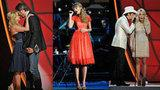 Carrie Teases Taylor, Blake and Miranda's Sweet Moment - CMA Awards Highlights!