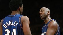 Michael Jordan stepping into Knicks feud didn't sit well with Charles Oakley