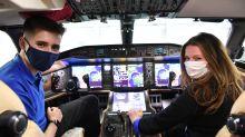 New Apprenticeship Program at Bombardier's London Biggin Hill Service Centre Training Next Generation of Aircraft Technicians