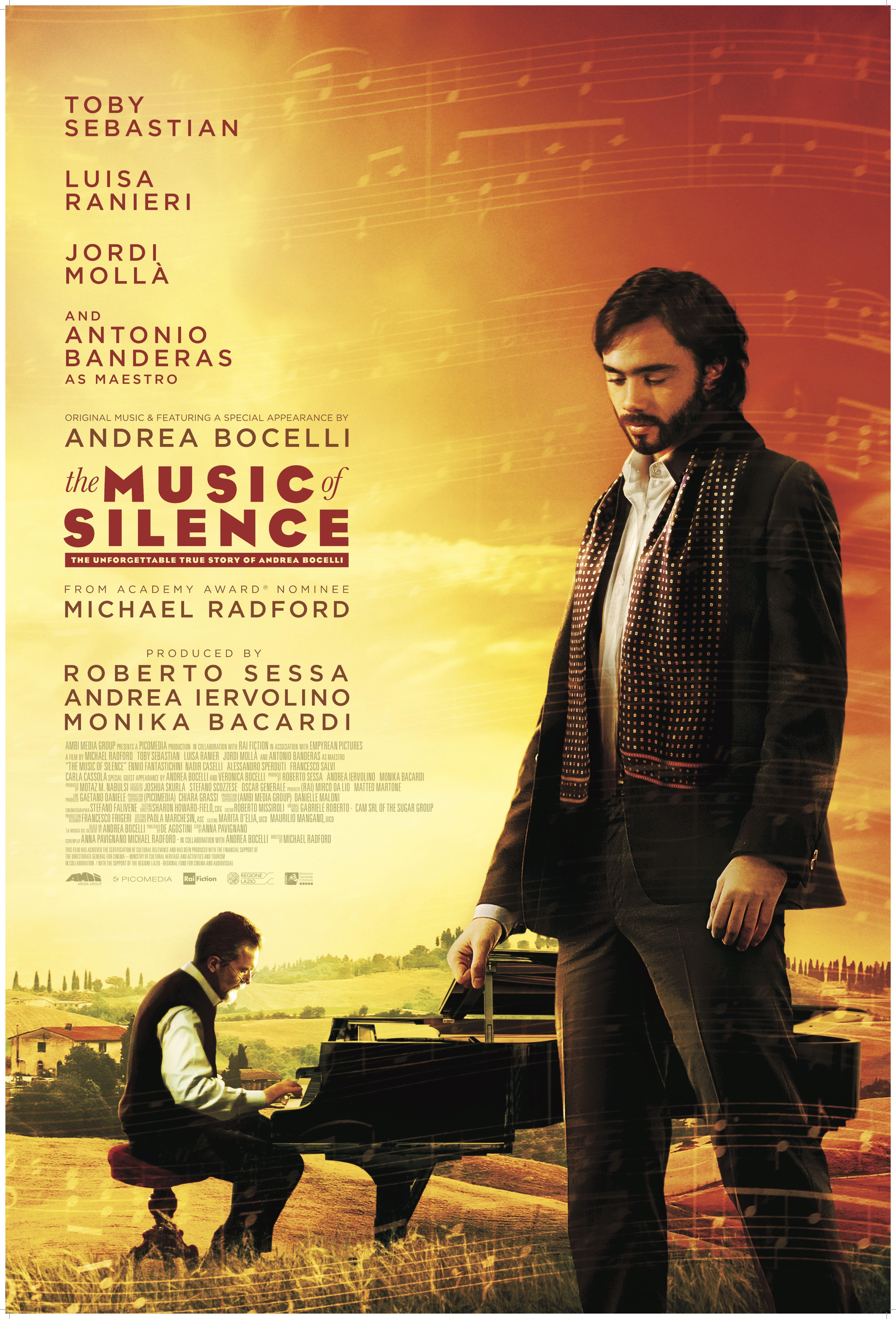 Video premiere: See a trailer of Andrea Bocelli biopic, \'The Music ...