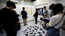 Exposição em Tóquio que permitia roubo de obras durou dez minutos