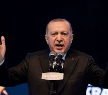 Erdogan calls on Pope to keep denouncing Gaza violence