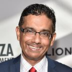 Even Conservatives Denounce Dinesh D'Souza After He Mocks Parkland School Shooting Survivors