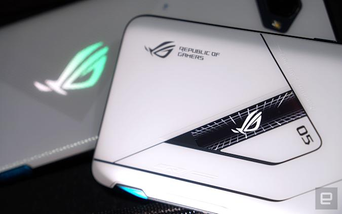 ASUS ROG Phone 5 and 5 Ultimate hands-on