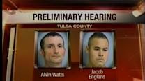 Preliminary hearing under way for shooting spree suspects