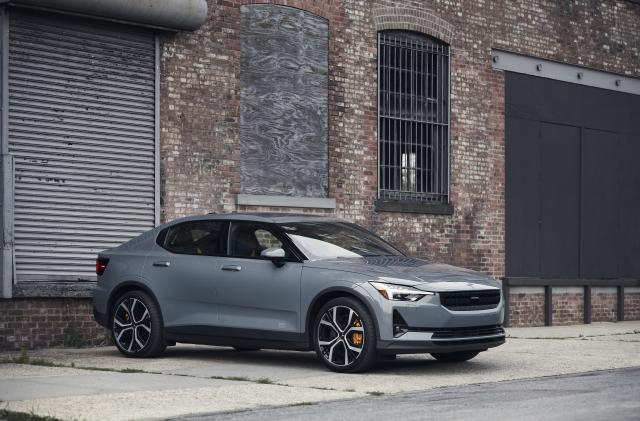 Polestar 2 first drive: a sporty EV with Android Automotive inside