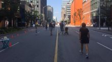 Significant road closures in effect for Open Streets TO