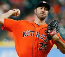 Astros continue surge as Verlander shuts out Angels