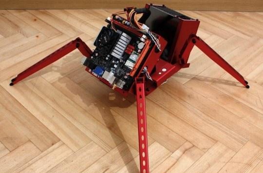 Lian Li's PC-T1R Spider case crawls towards a release