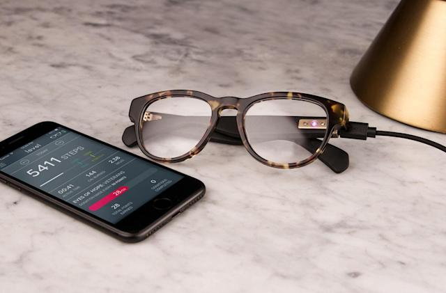 Level's activity-tracking smart glasses launch this March