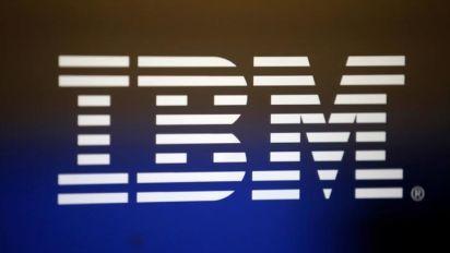 IBM reports marginal dip in quarterly revenue