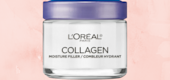 L'Oréal collagen cream. (ITK)