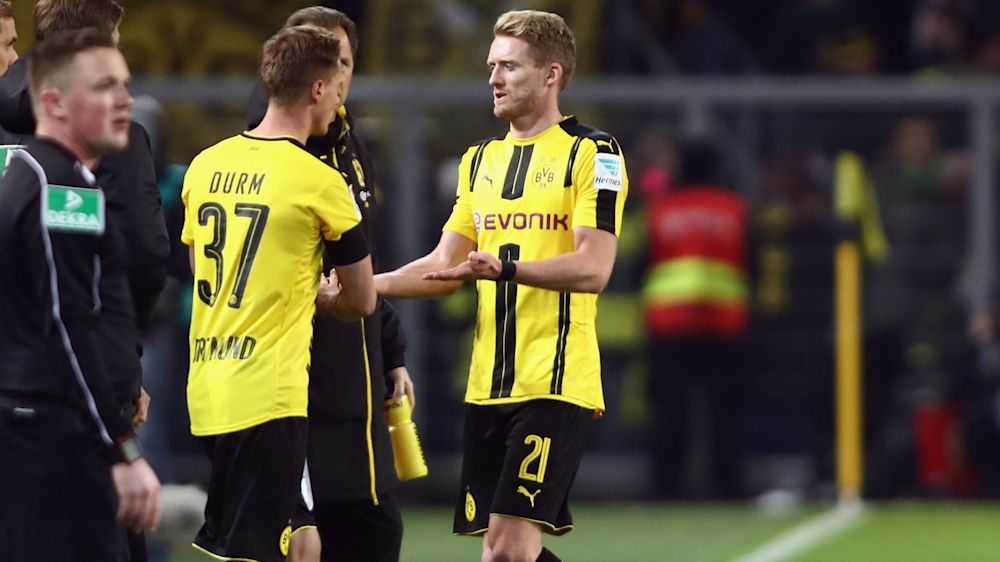 Borussia Dortmund: Schürrle und Durm fehlen gegen Schalke