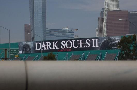 Dark Souls 2 takes over Los Angeles building, coming March 2014