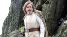 Luke Skywalker could turn to the Dark Side in Star Wars 8