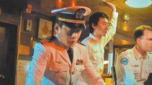 影帝想當漁夫難忘和陳昭榮夜釣