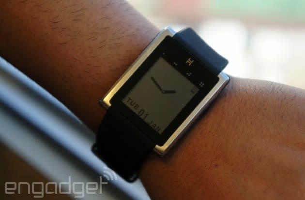 Hot Watch about to ship to Kickstarter backers, here's the (almost) final version