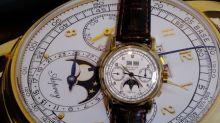 """Tempo é dinheiro: relógio de pulso """"Asprey"""" é vendido por quase US$3,9 mi"""