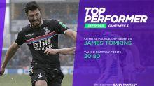 Gameweek 31's top scoring fantasy football options