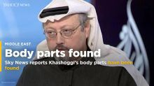 Jamal Khashoggi: Saudi journalist's body parts found, say Sky sources