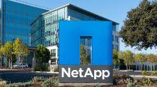NetApp Stock Dives As Quarterly Results Suggest Revenue Slowdown