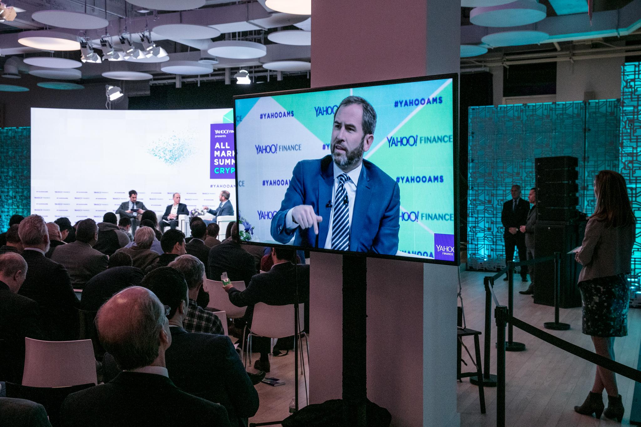 After the SEC said bitcoin and ether are not securities, Ripple CEO Brad Garlinghouse argues why the XRP token should be viewed the same.