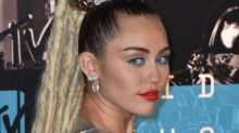 Miley's MTV VMAs Textured Ponytail is Perfect for Halloween