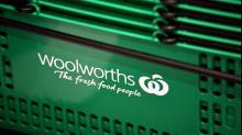 Pokies debate for Woolies as Amazon looms