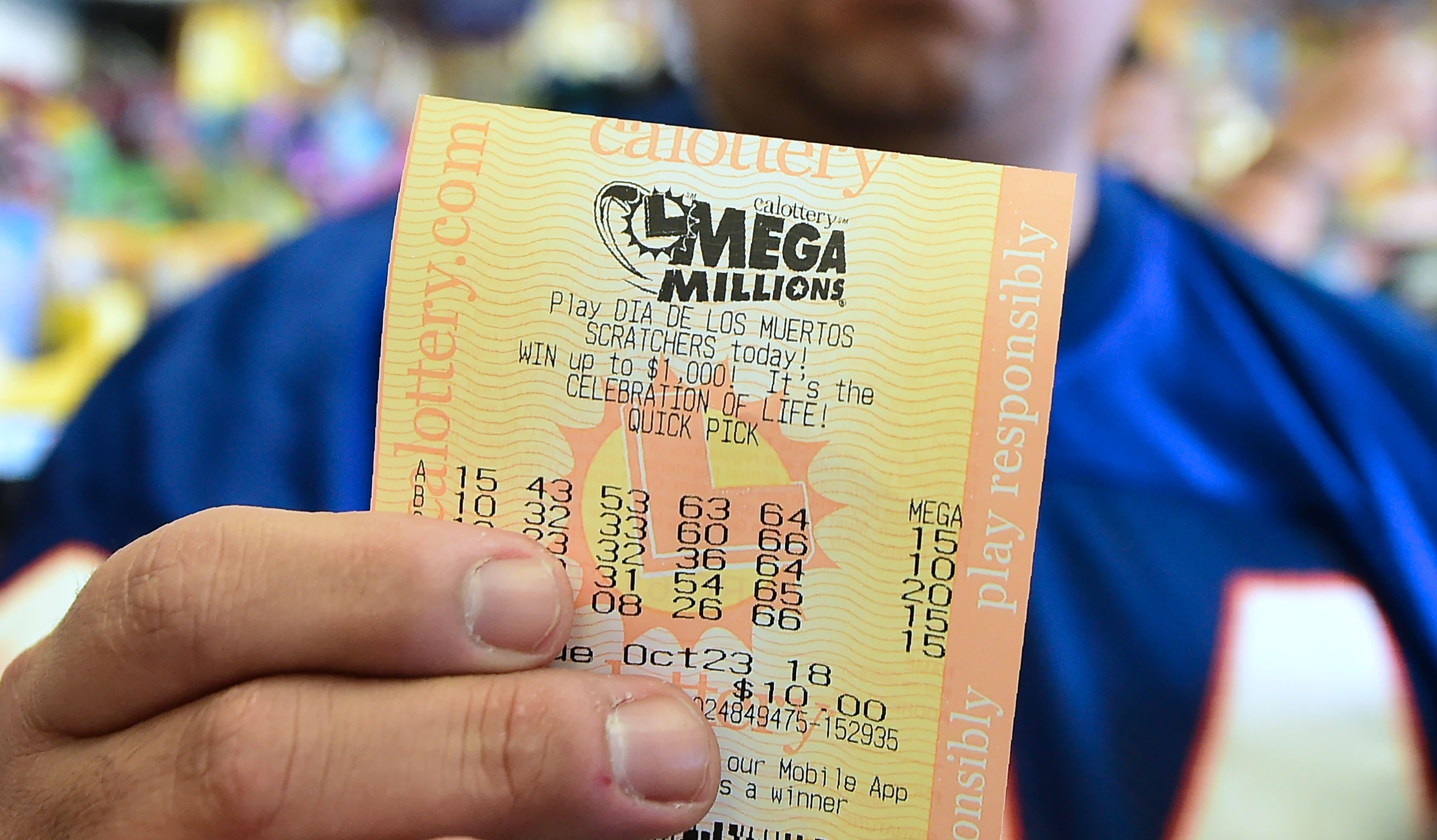 The $1 5 Billion Mega Millions Jackpot Was Finally Claimed