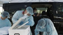 The Latest: European agency studying new COVID-19 treatment