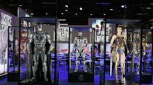 'Justice League': Up Close With the New-Look Movie Costumes