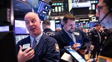 Shares of Baltimore-area companies rebound as stock market rallies