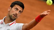 Novak Djokovic screams at Italian Open umpire, later apologizes for being 'not nice'