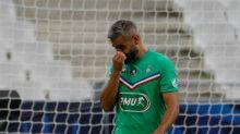 Saint-Etienne captain Perrin retires, six days after Mbappe clash