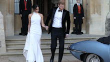 You Can Now Buy Meghan Markle's Reception Dress