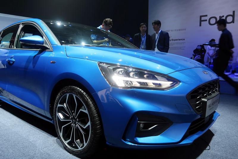 Ford To Launch More Than 30 New Models In China Over Next Three Years