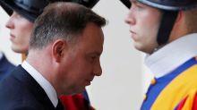 Polish President Duda infected with coronavirus; Swiatek goes into quarantine