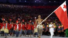 Olympics-Tonga's Rio flag-bearer aims for 2018 Winter Games