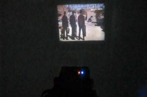 Yinlips YDP800 projector PMP teases your wallet with video