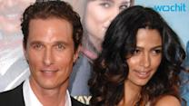 What's Matthew McConaughey Grateful For?