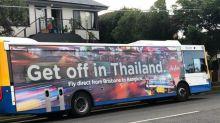 AirAsia marketing slogan for Brisbane-Bangkok flights labelled 'message to sex tourists'