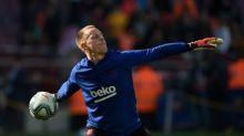Barcelona quer renovar o contrato do goleiro alemão Ter Stegen