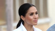 Meghan Markle under fire for 'hypocritical' comment on 'rank'