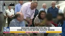 Democratic delegation makes trip to the southern border
