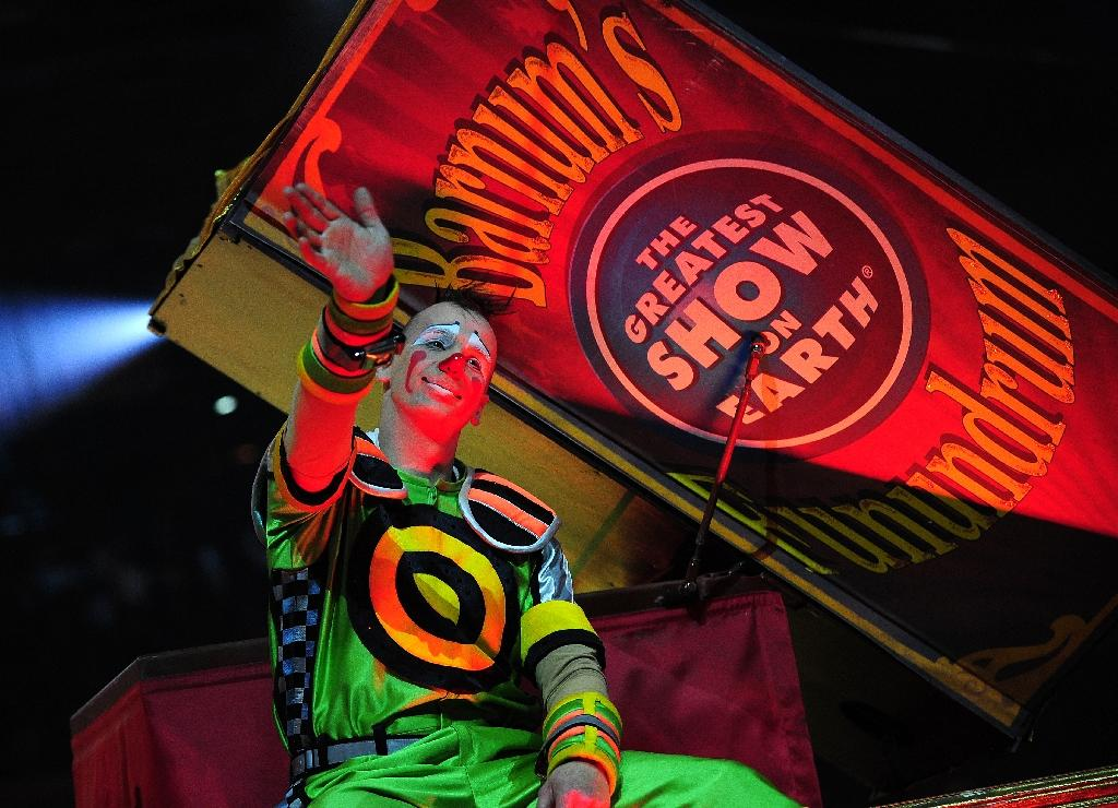 Ringling Bros. and Barnum & Bailey Circus executives cited high operating costs and declining ticket sales as some factors in the decision to close after 146 years (AFP Photo/EMMANUEL DUNAND)