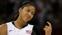 Two-time WNBA MVP Candace Parker calls league a leading voice for social justice