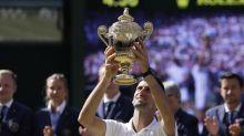 Las mejores imágenes de la final de Wimbledon: Djokovic vence a Anderson
