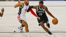 Basket - NBA - Washington s'écroule, Brooklyn respire