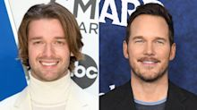 Patrick Schwarzenegger Defends Chris Pratt After He's Called 'Worst Hollywood Chris': 'It's Sad'