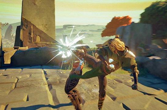 Beautiful online RPG 'Absolver' lands August 29th